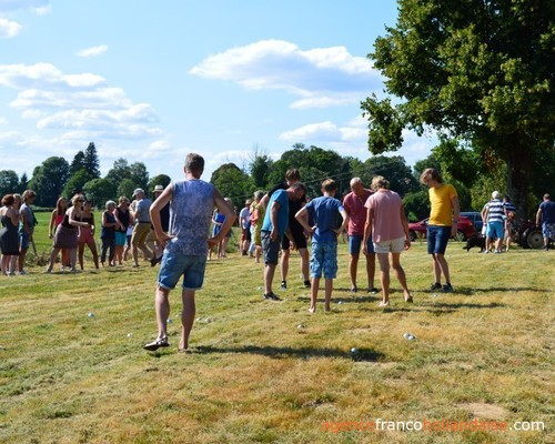 Annual Boules Game